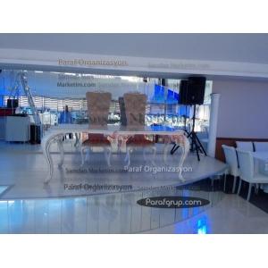 Nikah Masası Avangart Model