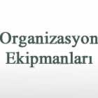 Organizasyon Ekipmanları